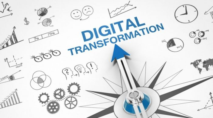 Conduite d'un programme de transformation digitale